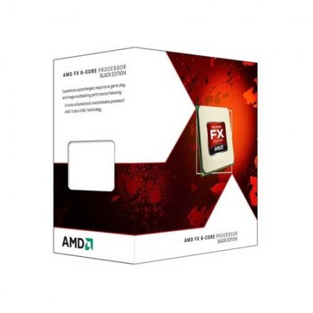 AMD FX-6300 Vishera 6-Core 3.5GHz Desktop Processor