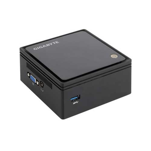 Gigabyte Intel Celeron N2807 Mini PC Barebones GB-BXBT-2807