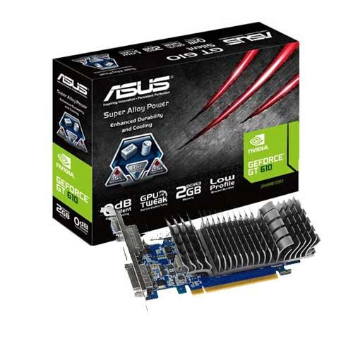 ASUS Geforce GT610-SL-2GD3-L  Graphic Card