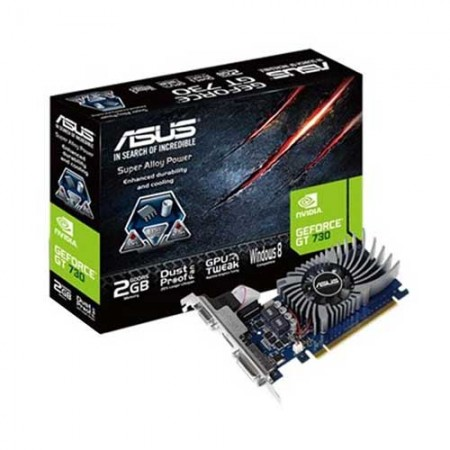 ASUS Geforce GT730-2GD5-BRK Graphic Card