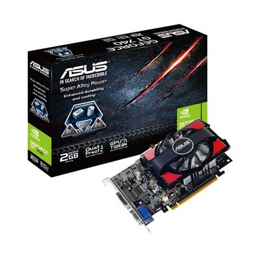 ASUS Geforce GT740-2GD5 Graphic Card