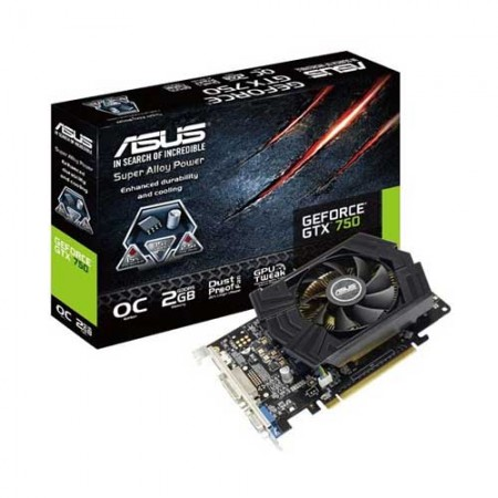 ASUS GTX75-PHOC -2GD5 Graphic Card