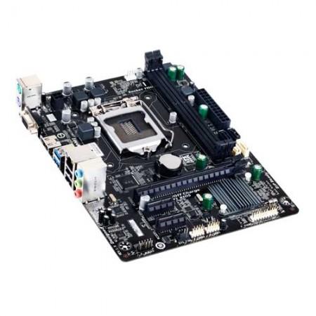 Gigabyte GA-H81M-H Motherboard