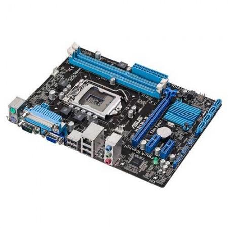 Asus H61M-D Motherboard
