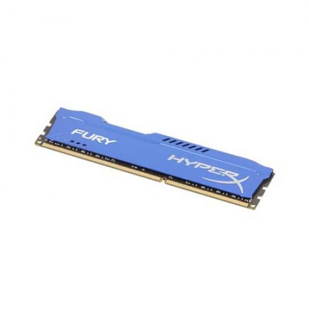 Kingston HyperX FURY 8GB DDR3 Desktop Memory HX318C10F/8