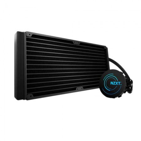 NZXT Kraken X61 RL-KRX61-01 Liquid CPU Cooling Solution