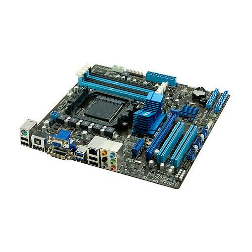 Asus M5A78L-M/USB3 AMD Motherboard