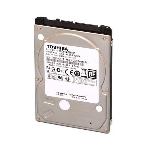 Toshiba MQ01ABD100 1TB Desktop Internal Hard Drive