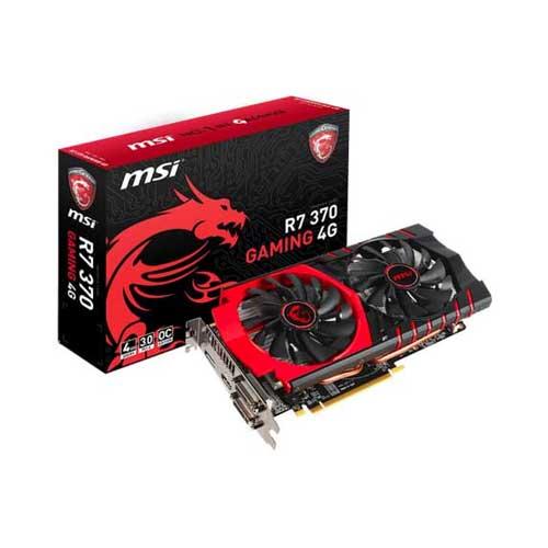 MSI Radeon R7 370 R7 370 GAMING 4G 4GB