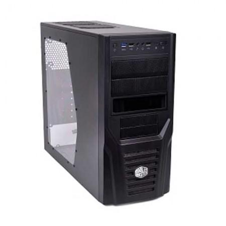 Cooler Master Elite 431 Plus Mid Tower Computer Cabinet