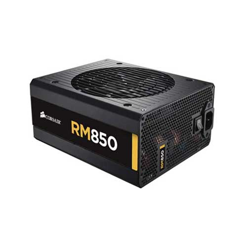 Corsair RM Series RM850 850W 80 Plus Gold Modular Power Supply