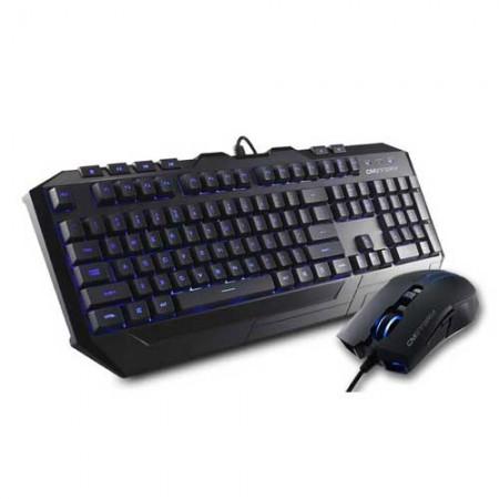 CM Storm Devastator LED Gaming Keyboard and Mouse Combo