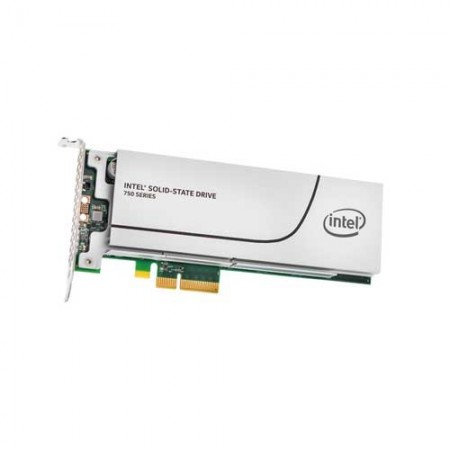Intel 750 Series 400GB PCIe SSD