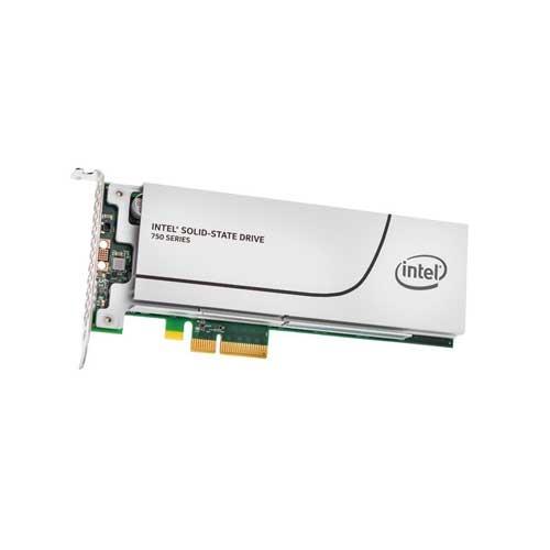 Intel 750 Series 400GB PCIe SSD