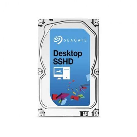 Seagate Desktop Hybrid 2TB SSD