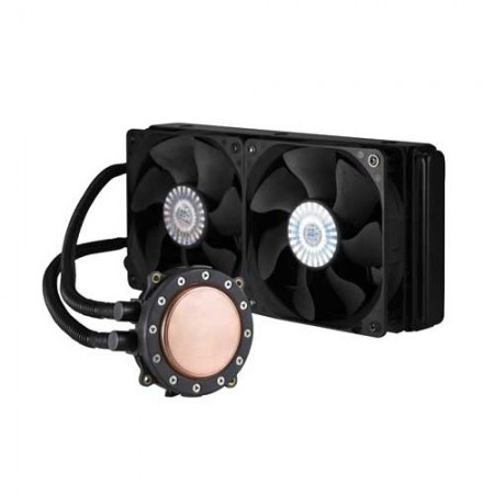Cooler Master Seidon 240M CPU Liquid Water Cooling System