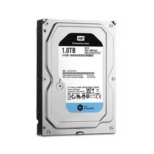 Western Digital Se WD1002F9YZ 1TB 7200 RPM Enterprise Hard Drive