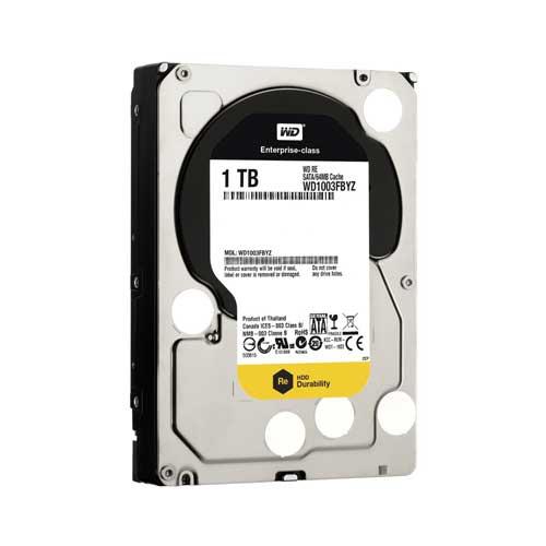 Western Digital Re WD1003FBYZ 1TB 7200 RPM Enterprise Hard Drive