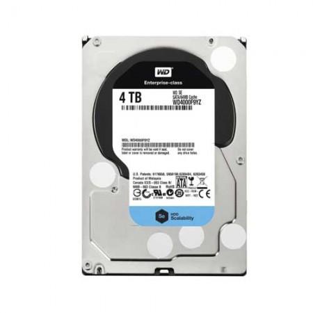 Western Digital Se WD4000F9YZ 4TB 7200 RPM Enterprise Hard Drive
