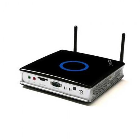 Zotac ZBOX RI323 ZBOX-RI323-BE Mini PC