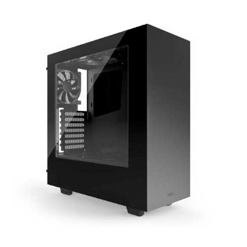 NZXT Source 340 S340 Black Steel ATX Mid Tower Case