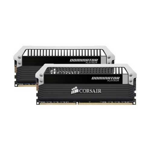 Corsair Dominator Platinum 16GB CMD16GX3M2A2400C11 DDR3 RAM