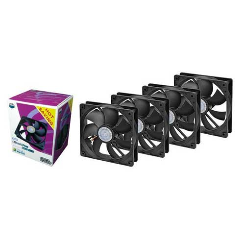 Cooler Master R4-S2S-124K-GP 120mm Case Fan
