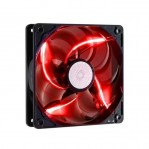 Cooler Master Sickleflow X 120mm Red LED Fan R4-SXDP-20FR-A1
