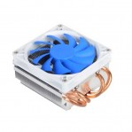 SilverStone Argon Series AR06 Rifle Bearing CPU Cooler