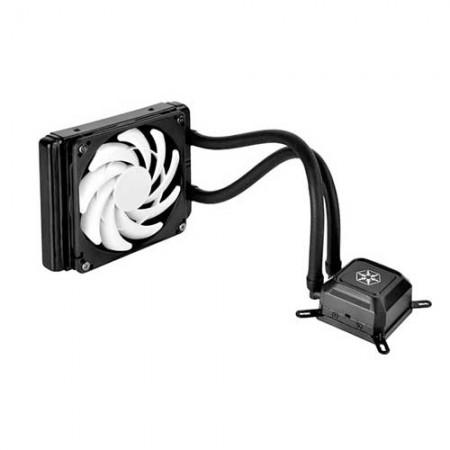 SilverStone Tundra TD03-Slim AIO Liquid CPU Cooler