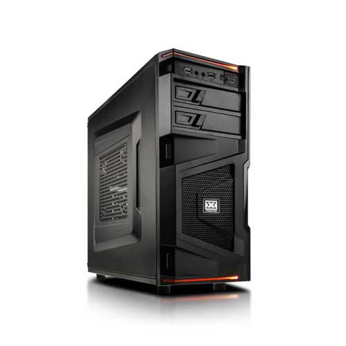 Xigmatek Recon Usb3.0 Mid Tower Gaming Cabinet Xigmatek Recon USB 3.0 Mid Tower Gaming Cabinet