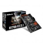 ASRock H170A-X1/3.1 Intel Z170 ATX Motherboard