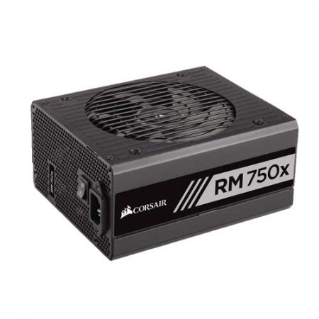 Corsair RM750x 750W Fully Modular Power Supply CP-9020092-EU