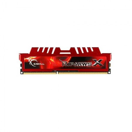 G.Skill RipjawsX F3-1600C9S-8GXLL 8GB DDR3 RAM Memory