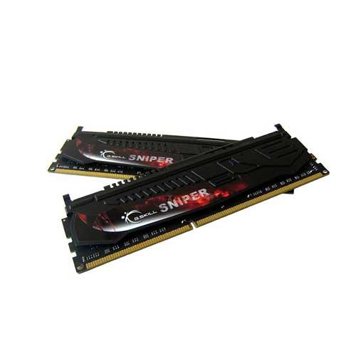 G.Skill Sniper F3-1866C9D-16GSR 8GB DDR3 RAM Memory