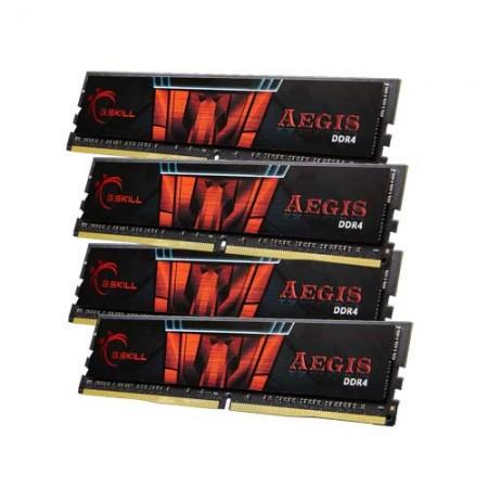 G.Skill Gaming Series Aegis F4-2133C15Q-64GIS 16GB DDR4 RAM Memory
