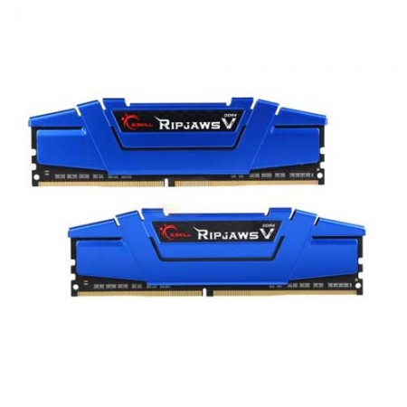 G.Skill RipjawsV F4-2666C15D-16GVB 8GB DDR4 RAM Memory