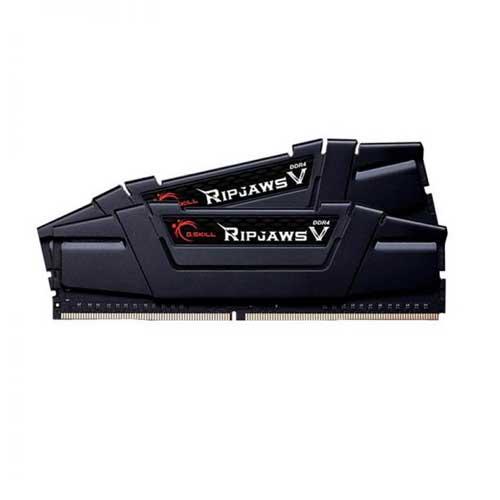G.Skill RipjawsV F4-3200C16D-16GVKB 8GB DDR4 RAM Memory