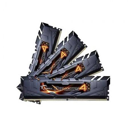 G.Skill Ripjaws 4 F4-3200C16Q-16GRKD 4GB DDR4 RAM Memory