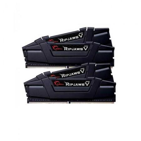 G.Skill RipjawsV F4-3200C16Q-64GVK 16GB DDR4 RAM Memory
