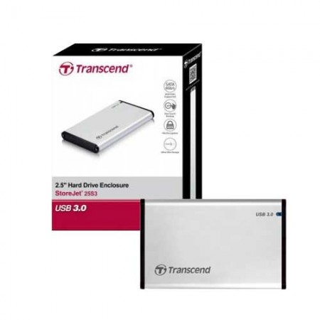 Transcend-2.5-Portable-HDD-Enclosure-Casing-25S3---USB-3.0