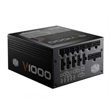 Cooler Master V1000 1000W Fully Modular Power Supply RSA00-AFBAG1-UK