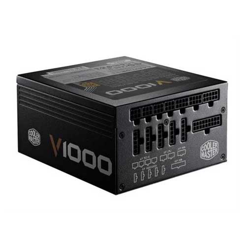 Cooler Master V1000 1000W Fully Modular Power Supply RSA00-AFBAG1-UK