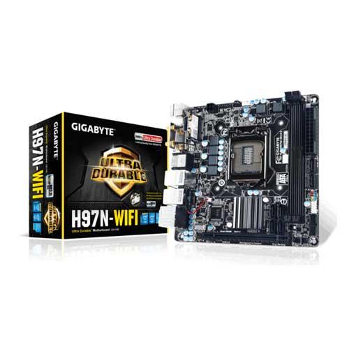 Gigabyte GA-H97N-WIFI H97 Mini ITX Motherboard