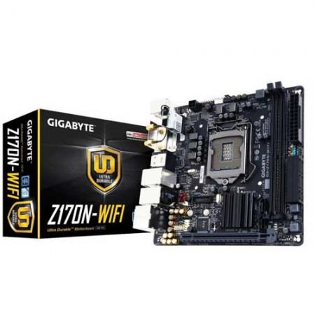 Gigabyte GA-Z170N-WIFI Z170 Mini ITX Motherboard