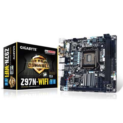 Gigabyte GA-Z97N-WIFI Z97 Mini ITX Motherboard