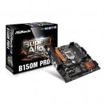 ASRock B150M Pro4 LGA 1151 Micro ATX Motherboard