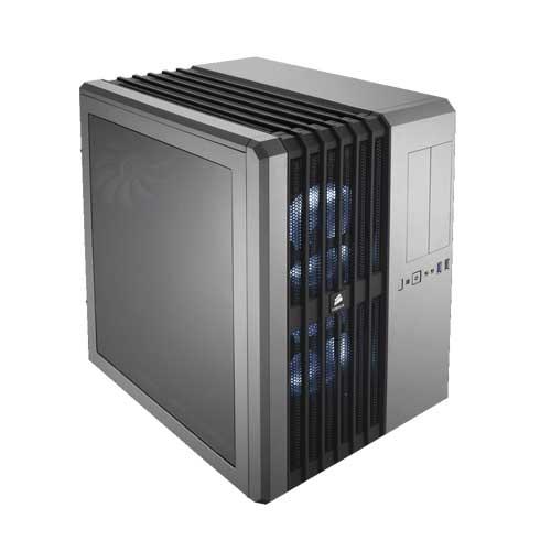 Corsair Carbide Series Air 540 Silver Edition High Airflow ATX Cube Case