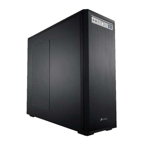 Corsair Obsidian Series 550D Mid-Tower Quiet Case