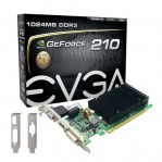 EVGA GeForce 210 DDR3 1GB Graphic Card 01G-P3-1313-KR